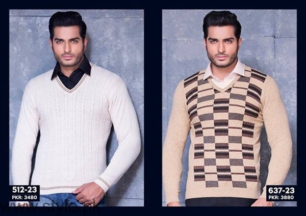 Bonanza Garments Winter Dresses 2016-2017 For Men002