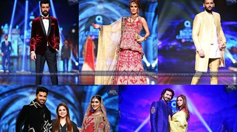 Bridal Couture Week 2016 Day 2- Celebrities