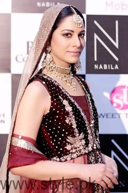 Cybil Chaudhry - Bridal Couture Week 2016 Day 1