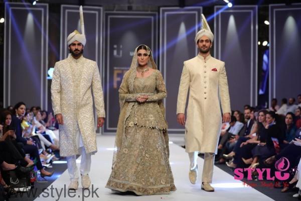 Deepak Perwani Fashion Pakistan Week 2016 (3)