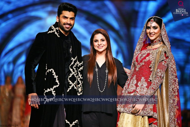 Fiza Ali - Bridal Couture Week 2016 Day 2