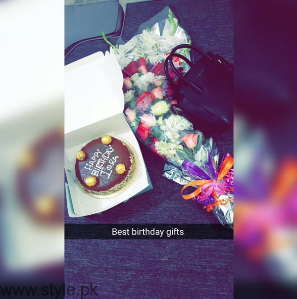 Iqra Aziz Birthday