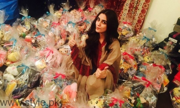 Maya Ali at Shaukat Khanum Memorial Cancer Hospital Fun Mela (2)