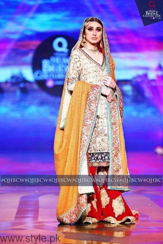 Mehndi Dresses at Bridal Couture Week 2016 (3)