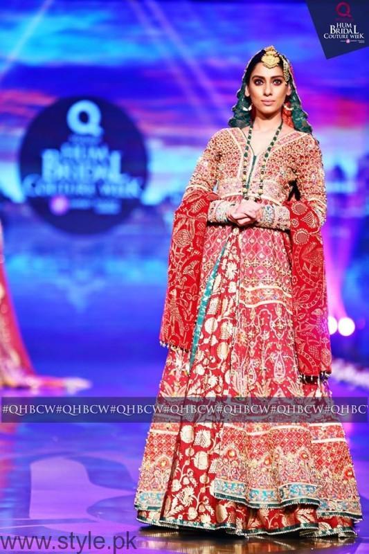 Mehndi Dresses at Bridal Couture Week 2016 (6)