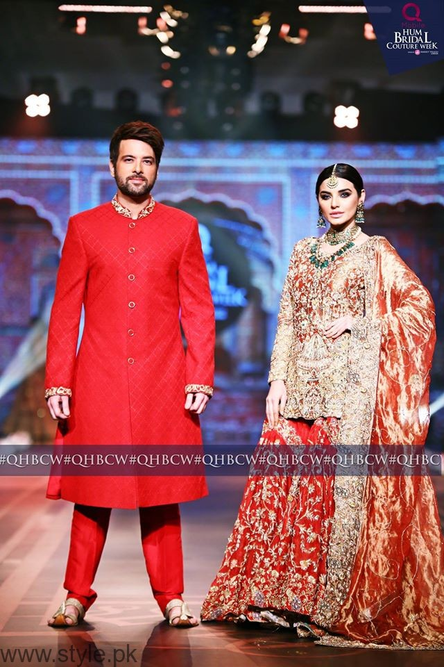 Mikaal Zulfikar - Bridal Couture Week 2016 Day 2