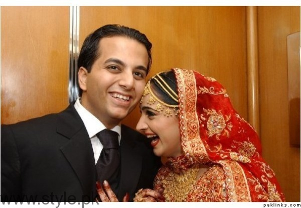 Noor Bukhari and Vikram First Marriage
