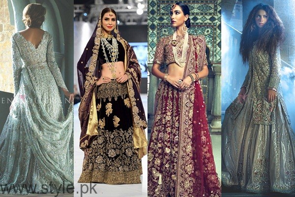 See Pakistan's Best Bridal Wear Designers this Season