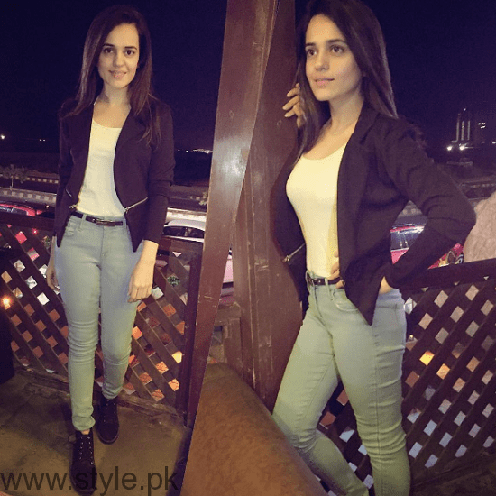 Sumbul Iqbal Latest Pics
