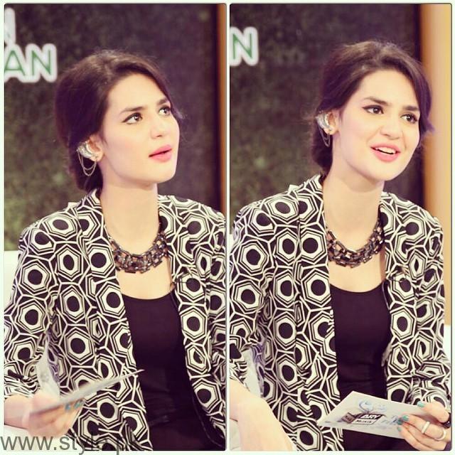 VJ Madiha - Pakistani Beautiful VJ turned Actress