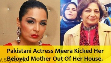 actress meera kicked her mother out