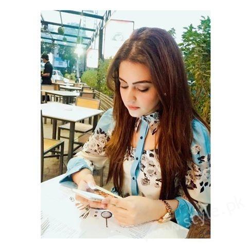 Actress Zara Abbas Profile, Pictures and Dramas (2)