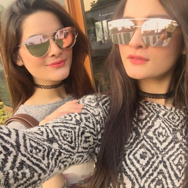 Aiman Khan's Profile, Pictures and Dramas (3)