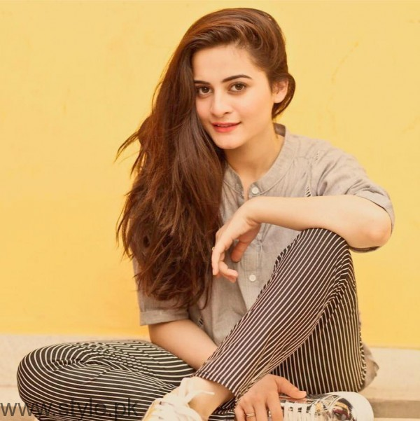 Aiman Khan's Profile, Pictures and Dramas (9)