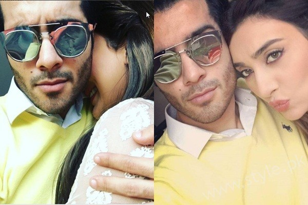 See Ayesha Khan and Feroze Khan is a new on Screen couple