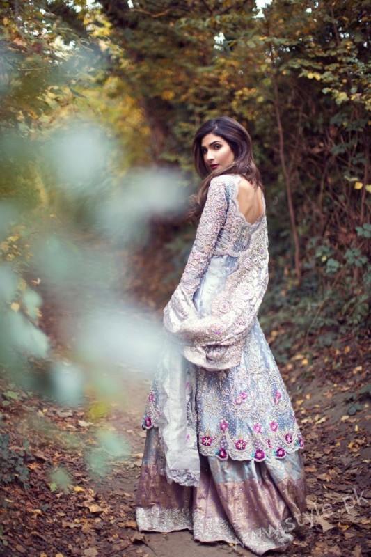 Farah Talib Aziz - The Eternal Empress Bridal Couture - Look 2 (2)