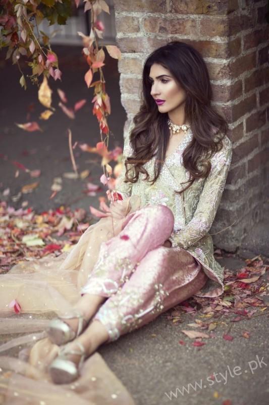 Farah Talib Aziz - The Eternal Empress Bridal Couture - Look 5 (1)