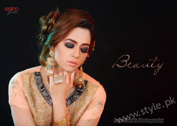 Feroza Mohammed beauty shoot