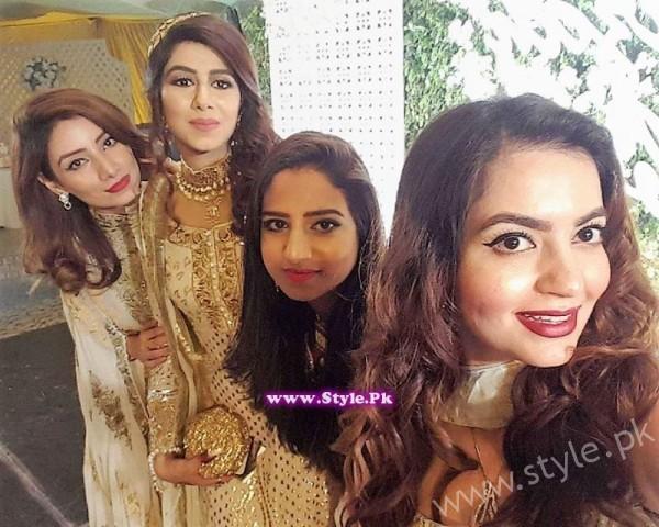 Friends Forever mehrrunnisa Heena Ayub Libah Chaudhry and  Sehr Khosa