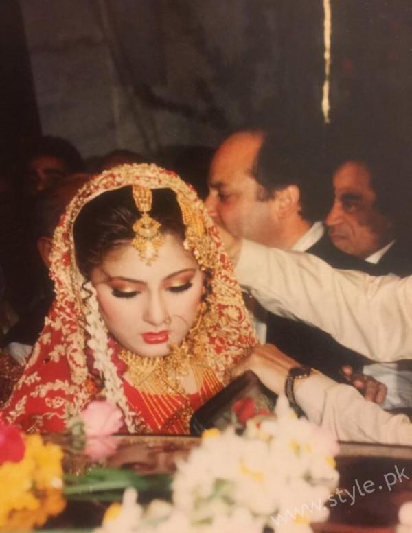 Maryam Safdar Wedding Pictures