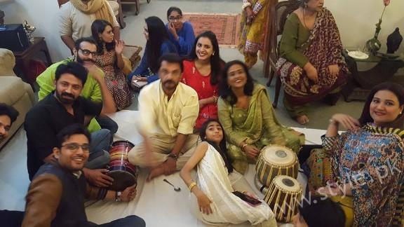 Mayoun Pictures Yasra Rizvi and Abdul Hadi