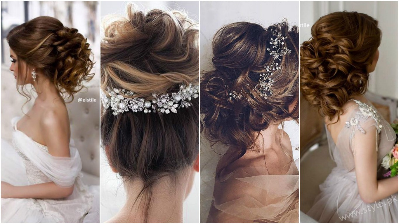 10 Easy Party Hairdos To Try This New Year - Style.Pk