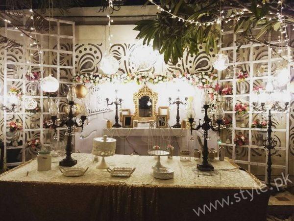 Sana Fahad's Birthday Party 14