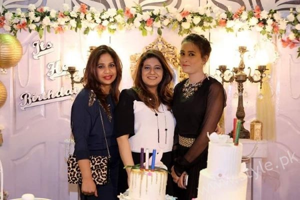 Sana Fahads Birthday Party 5