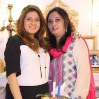 Pakistani beauty Sana Fahad