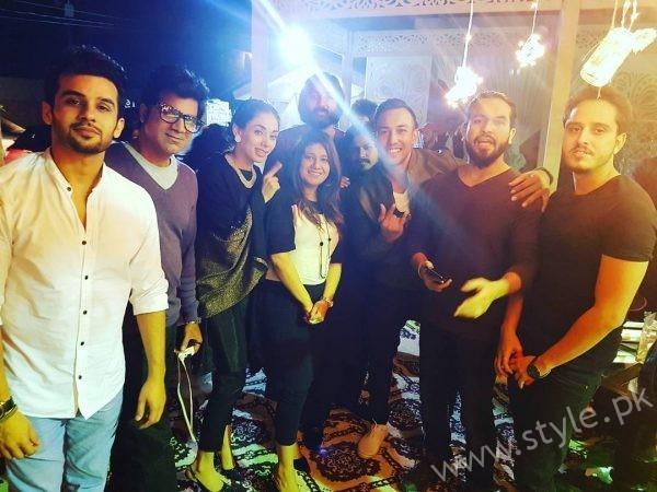 Sana Fahads Birthday Party 8