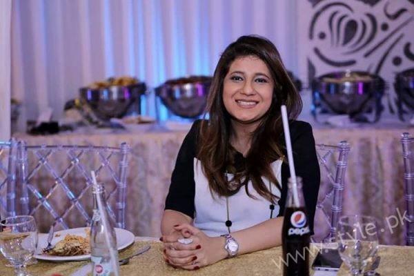 Sana Fahad's Birthday Party 8