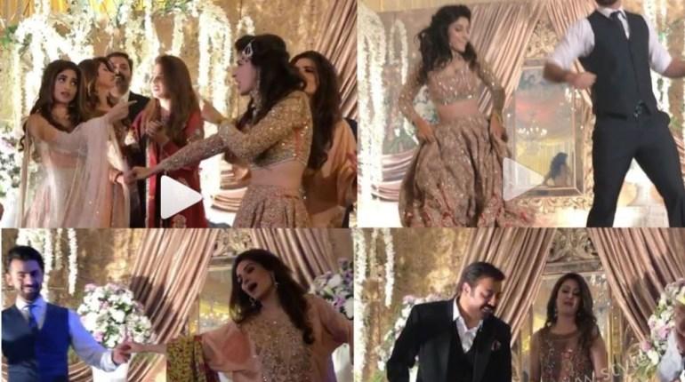 Urwa Farhan Wedding Videos