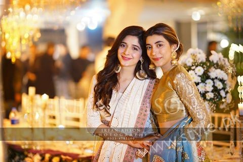 Urwa Mawra at Qawaali Night