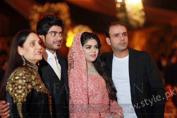 Wedding of Malik Riaz's Grand Daughter (15)
