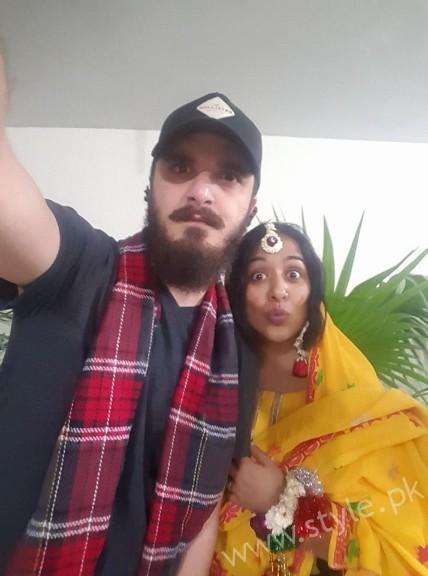 Yasra Rizvi Mayun Pictures