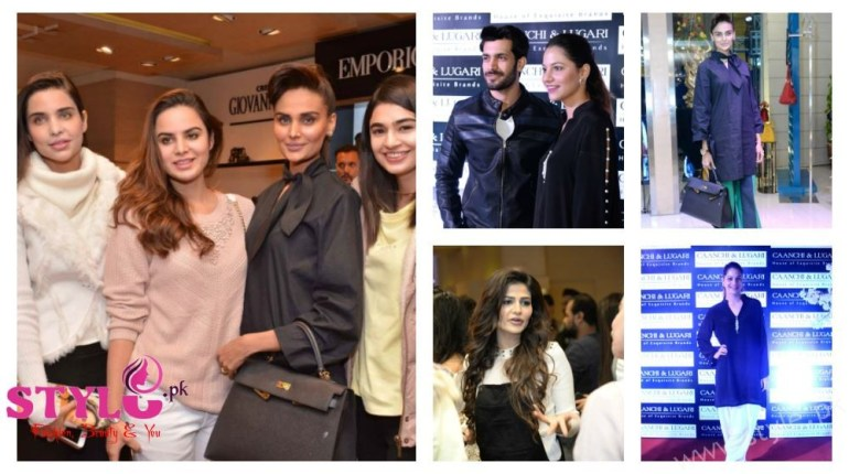 celebs at caanchi and lugari event