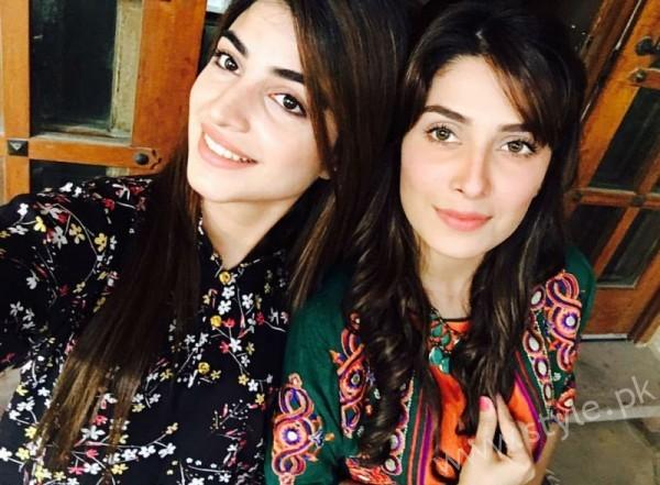 Ayeza Khan and Imran Abbas Cast Of Mohabbat Tum Se Nafrat Hai (10)