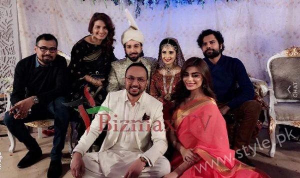 Azfar Rehman Marriage Pics