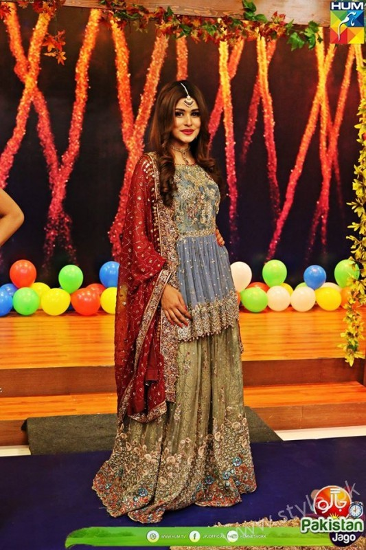 Bridal Fashion Trends in Pakistan dispalyed at Jago Pakistan Jago (2)