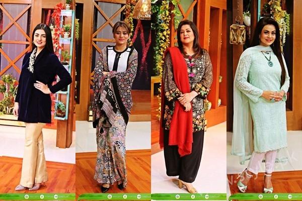See Cast of Drama Serial Nazar e Bad in Jago Pakistan Jago