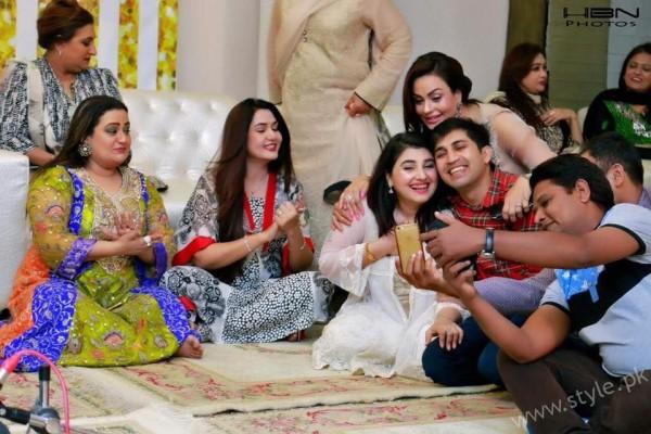 Celebrities at Javeria Saud's daughter Jannat Saud's Birthday Party (15)