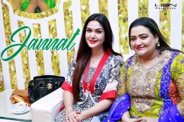 Celebrities at Javeria Saud's daughter Jannat Saud's Birthday Party (22)