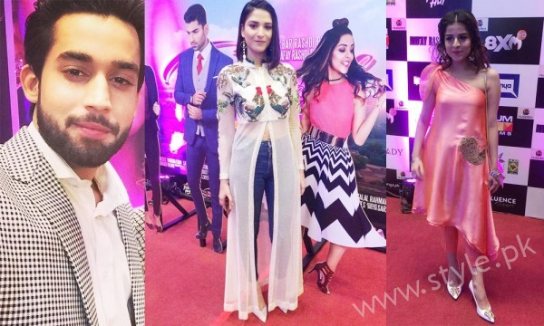 Celebrities at Premiere of Thora Jee Le (11)