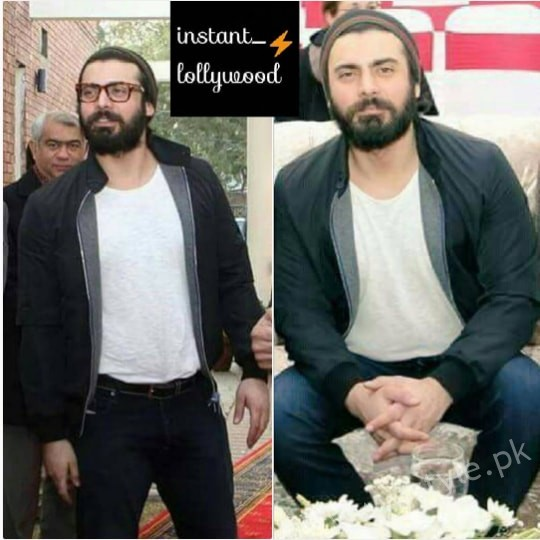 Fawad Khan's Transformation from Fit to Fat (3)