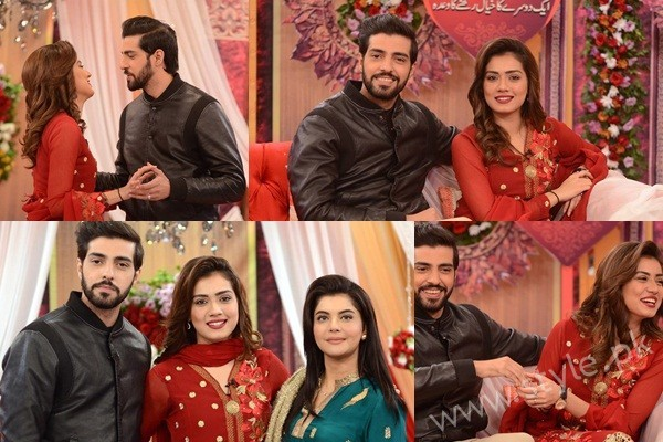 See Furqan Qureshi and Sabrina Naqvi in Good Morning Pakistan