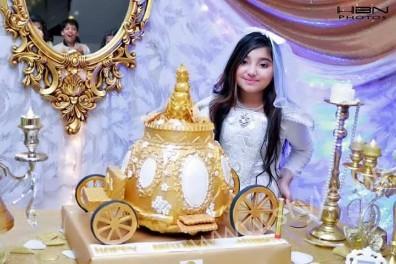 Javeria Saud's Daughter Jannat's Birthday Pictures  (4)