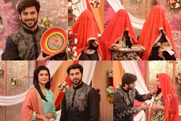 See Kon Bane Gi Humayun Asraf Ki Dulhan Special Show in Good Morning Pakistan