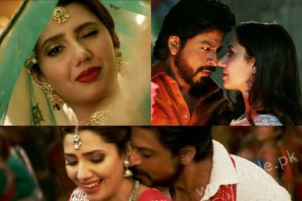 See Mahira Khan's second song Udi Udi Jaye made people fall head over heels