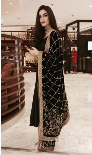 Maya Ali Aiman Muneeb Engagement (6)