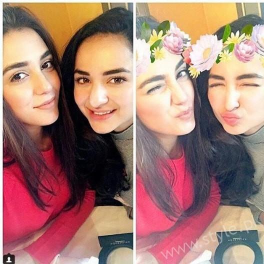Maya Ali and Yumna Zaidi (4)